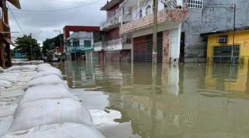 Se complican inundaciones en Los Ríos y Pantanos; la Sierra se recupera: Protección Civil