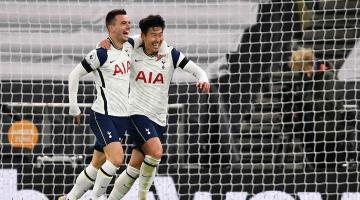 """Al Tottenham le cayó la pandemia """"en el peor momento"""": Levy"""
