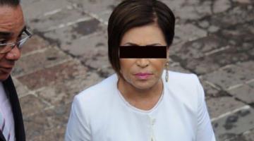 Aclara Rosario Robles que las declaraciones que han hecho sus abogados no han sido acordadas con ella