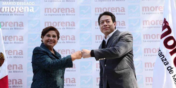 Anuncia MORENA coalición con Nueva Alianza, en los 17 estados donde tiene registro local