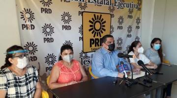Rechaza PRD que Gaudiano sea producto del marketing a como acusa JAVA
