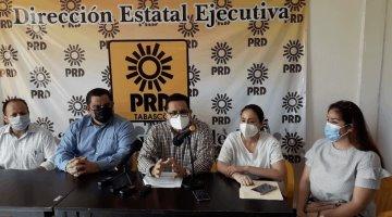 Advierte PRD que acuerdo del IEPC para conteo de votos es susceptible para un fraude electoral