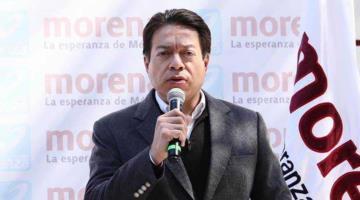 Reitera Mario Delgado que MORENA no permitirá candidatos que hayan cometido violencia de género