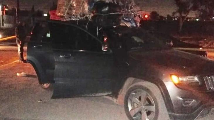 Muere niño de tres años baleado tras intento de asalto a su familia en Edomex