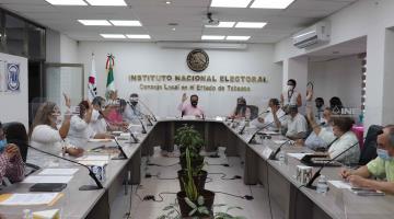 Ratifica y designa Consejo Local del INE a consejeros distritales