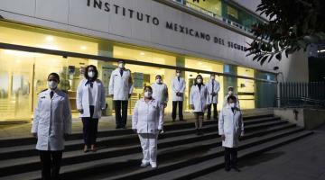 """Se encienden focos rojos en hospitales de Edomex, tras la saturación por el """"Buen Fin"""""""