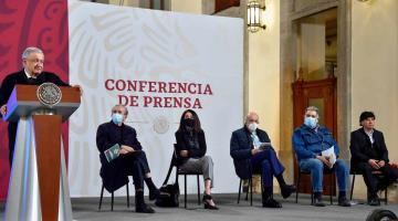 Anuncia Obrador que el 1 de diciembre actualizará avances de compromisos de campaña