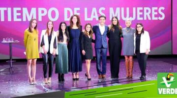 Asume Karen Castrejón la dirigencia nacional del PVEM; es la primera mujer en dirigir al instituto político