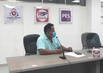 Reitera Redes Sociales Progresistas que Juan Manuel Fócil realiza actos anticipados a favor de posibles candidatos
