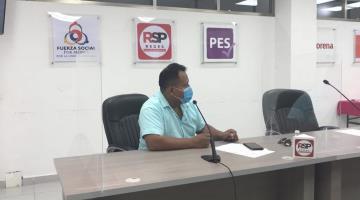 Solicitará RSP que órganos electorales investiguen presuntos actos anticipados de Fócil a favor de posibles candidatos