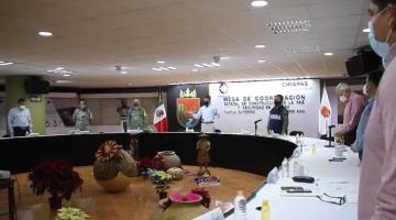 Inician censo en Chiapas para apoyar a afectados por inundaciones y deslaves