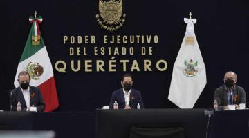 Gobierno de Querétaro hace obligatorio el uso del cubrebocas