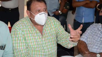 Pide ´Goyo´ Arias que candidato a la alcaldía de Comalcalco por la coalición PRI, PRD, PAN sea definido por encuesta