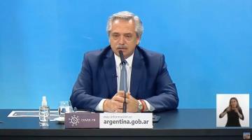 Confinamiento en Argentina durará hasta el 20 de diciembre, pero solo en dos ciudades