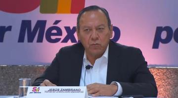Con una alianza, evitará PRD que Alfonso Durazo llegue a la gubernatura de Sonora, afirma Jesús Zambrano