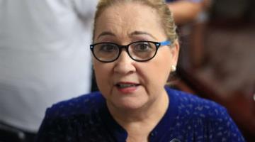 Comparecencias de funcionarios estatales son una simulación, no hay nada que informar: Minerva Santos