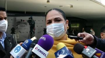Justifica Mónica Fernández denuncia contra Gustavo Madero