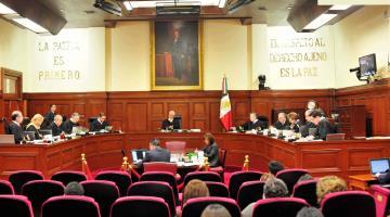 Rechaza la Corte ordenar al gobierno federal volver a la mesa de seguridad con el gobierno de Chihuahua