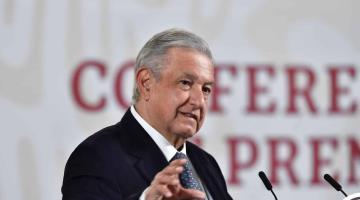 """""""Celebra"""" AMLO eliminación del fuero presidencial; ´es un hecho histórico´, afirma"""