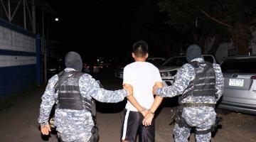 Reporta el Ministerio de Seguridad de El Salvador, la detención de 762 presuntos criminales