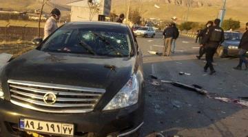 Promete Irán venganza por asesinato de científico nuclear