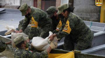 Rebasa SEDENA los 5 mil casos positivos de coronavirus en personal militar