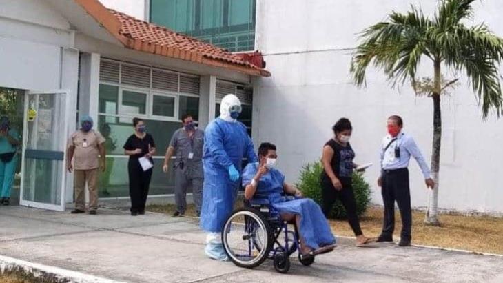 """Hospital """"Juan Graham"""" estaría dentro de los nosocomios con mayor número de pacientes Covid atendidos en el país"""