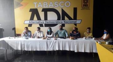 El PRD trabaja para ganar alcaldías y diputaciones, no cargos plurinominales en 2021: Javier Cabrera