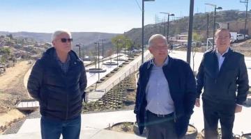 Programa de mejoramiento urbano es una realidad: López Obrador