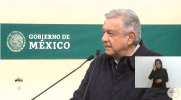 CAPUFE se está limpiando de corrupción al igual que Migración, Puertos y Aduanas: AMLO