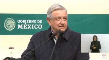 """Es una """"hazaña"""" que gobierno de Baja California reduzca deuda heredada de administración pasada: Obrador"""
