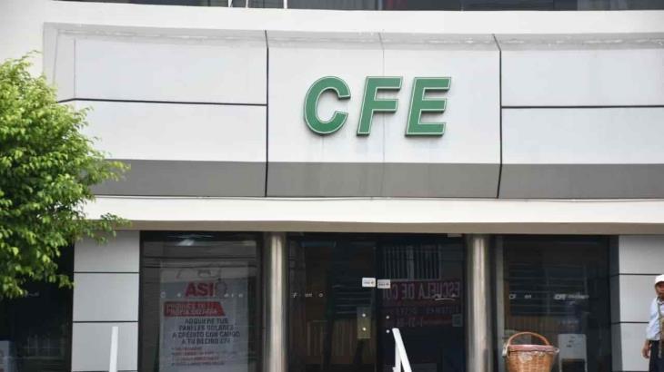 Estado y municipios de Tabasco adeudan a CFE casi 2 mil millones de pesos, reporta la empresa productiva