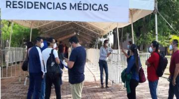 Publica Salud Federal resultados del Examen Nacional de Aspirantes a Residencias Médicas