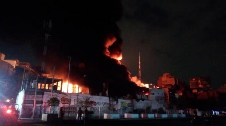 Se incendia subestación en la CFE en la CDMX, autoridades evacuan a más de 200 habitantes