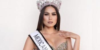 Andrea Meza gana Mexicana Universal y representará a México en Miss Universo