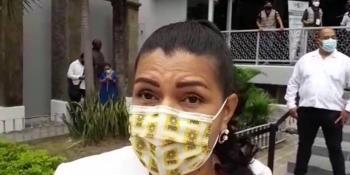 Insiste Elsy Lidia que PRD Centro no tiene liderazgos políticos; los reta a que ganen la elección en el 2021