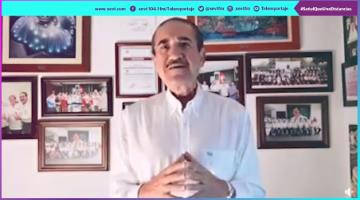 Haber llevado a AMLO a la presidencia resultó ser una gran estafa, critica Pedro Gutiérrez