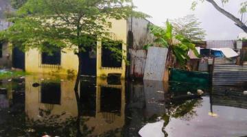 Reporta CONAGUA que Tabasco superó ya la condición de emergencia