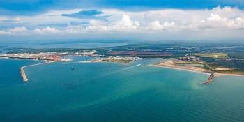 Cierran Puerto de Dos Bocas a la navegación, ante pronóstico de lluvias para la entidad