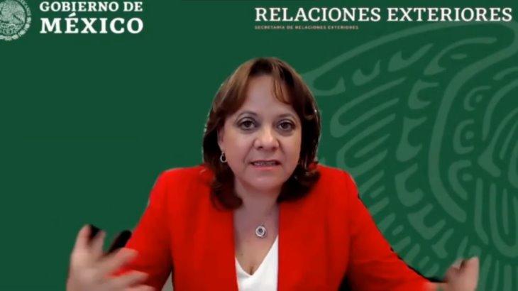 Vacunación contra coronavirus iniciará la próxima semana en México: SRE