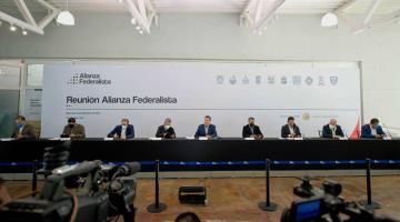 Exigen gobernadores de oposición a López Obrador estrategia clara y coordinada para combatir la inseguridad