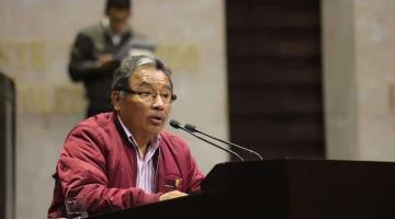 Fallece por Covid diputado federal de Morena, Delfino López Aparicio