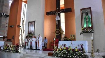 Misa de Noche Buena en catedral y parroquias del Estado, sin público y de manera virtual: Diócesis de Tabasco