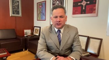 Urge Santiago Nieto a senadores a aprobar la ´ley antilavado´