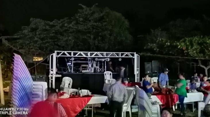 Evitan celebración de fiesta de XV años en Comalcalco