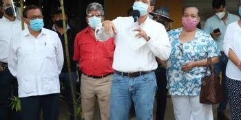 Pandemia e inundaciones, frenaron creación de la Fuerza Civil de Centro: alcalde