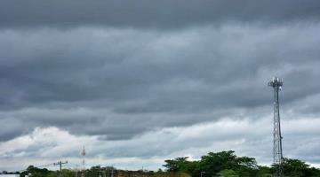 Prevé Conagua posibilidad de lluvias en Tabasco para hoy sábado