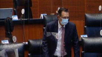 Deja Mauricio Kuri coordinación del PAN en Senado; buscará gubernatura de Querétaro