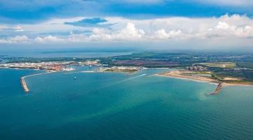 Cierran Puerto de Dos Bocas a la navegación ante pronóstico de lluvias para Tabasco