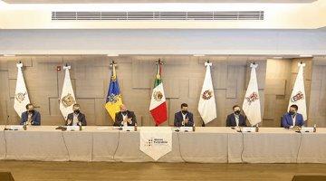 Analizará Alianza Federalista, por su cuenta, plan de vacunación contra el Covid y apoyos emergentes